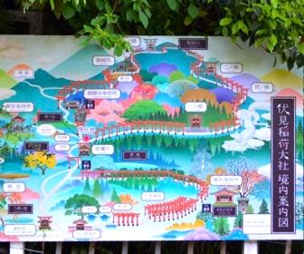 伏見稲荷大社・稲荷山の観光コースまとめ